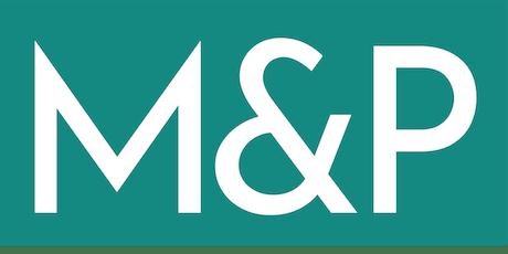RMA MPSG conference 2019 tickets