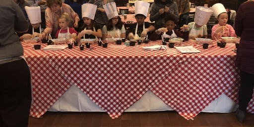 Kids Cooking Class - Maggiano's St. Louis - Thanksgiving Edition
