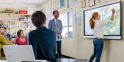 Create Inspiring Classroom Experiences with SMART
