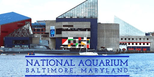 Baltimore National Aquarium & Inner Harbor - Bus Trip - Summer 2019