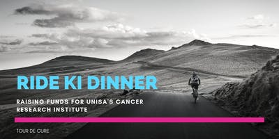 Ride KI Dinner- raising funds for UniSA Cancer Research