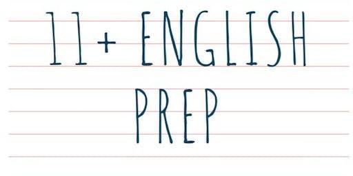 Intensive 11+ English Prep