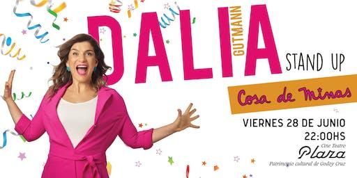 DALIA GUTMANN - COSA DE MINAS (VIE 28 JUN)