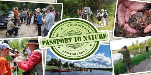 Passport to Nature: Snowshoeing and Nature Tracks