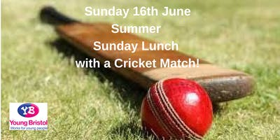 Summer Sunday Lunch and a Cricket Match!