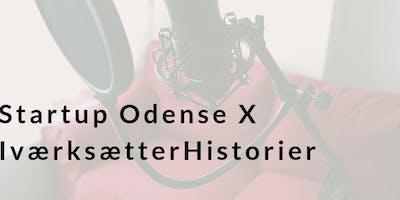 Startup Odense x Iværksætterhistorier