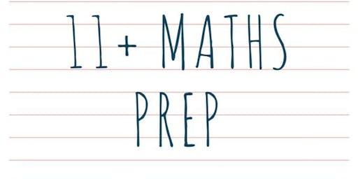Intensive 11+ Maths Prep