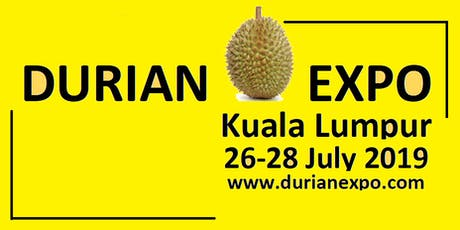 Starting your Durian Plantation by Lim Chin Khee 28/7/2019 @DurianExpoKL tickets