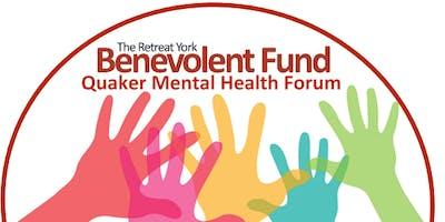 Quaker Mental Health Forum: mental health in community