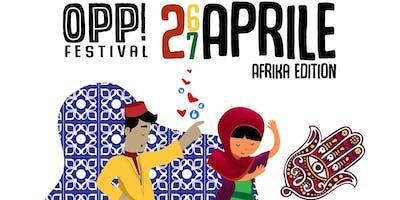 "OPP FESTIVAL - ENERGIE U18. AFRIKA EDITION. WORKSHOP DI TATUAGGIO ""PUNTO, LINEA, SUPERFICIE, PELLE"""
