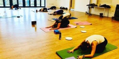 Yoga Sculpt and Flow
