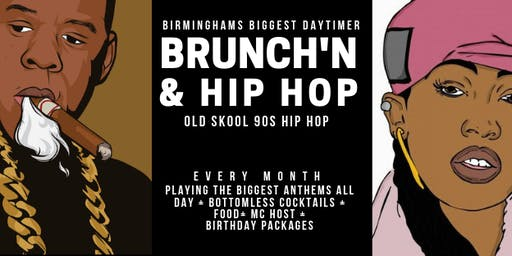 Brunch'n & Hip Hop - August