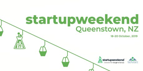 Techstars Startup Weekend Queenstown Lakes tickets