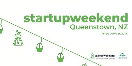 Startup Weekend Queenstown 2019