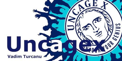 1/2 zi UncageX GRATIS Chisinau