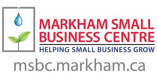 MSBC Seminar: Marketing for Success