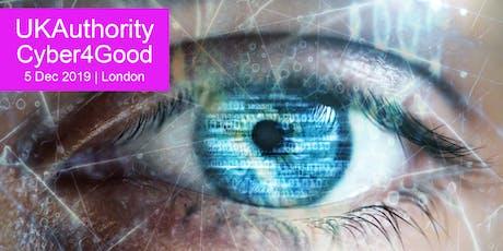 UKAuthority Cyber4Good tickets
