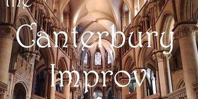 Weekly drop-in improv comedy class (Canterbury, Kent)