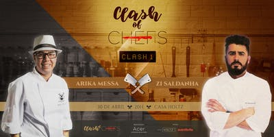 Clash Of Chefs #Clash1