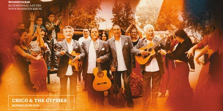 Chico & The Gypsies – founder of the Gypsy Kings tickets