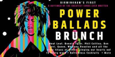 Power Ballad Brunch