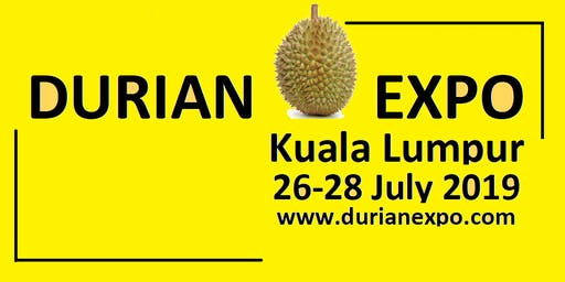 A Virtual Durian Tour in Penang by Lindsay Gasik 28/7/2019 @DurianExpoKL