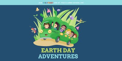 POSTPONED: Earth Day Adventures!