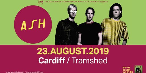Ash (Tramshed, Cardiff)