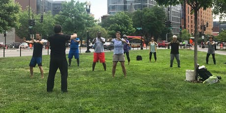2019 Morning Tai Chi in Chinatown Park tickets