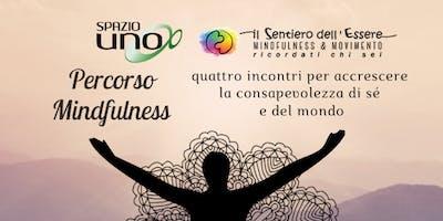Percorso Mindfulness | Il Sentiero dell'Essere
