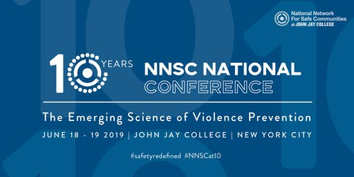 NNSC National Conference & 10th Anniversary Celebration & Awards Reception