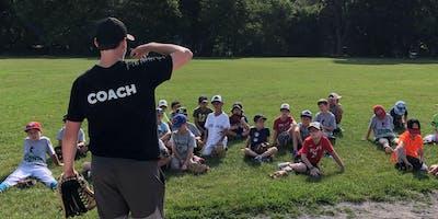 2019 NY Baseball House League Coaching Clinic (Session 2)