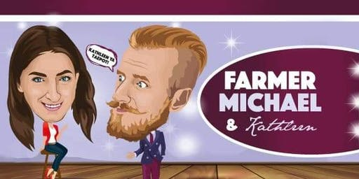 Farmer Michael And Kathleen Live And Loud In Sheffield