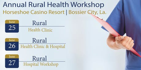 Rural Health Workshop tickets