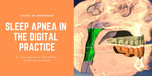 Sleep Apnea in the 3D Practice - Sept 21-22, 2019