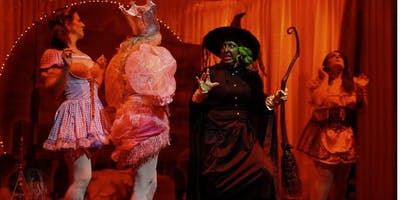 Champagne Cabaret Presents: A Burlesque Wizard and the Oz Returns