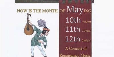 Now is the Month of May(ing)