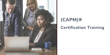 CAPM Classroom Training in Beaumont-Port Arthur, TX tickets