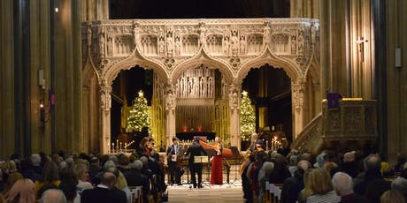 CHRISTMAS BAROQUE BY CANDLELIGHT tickets