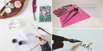Modern Calligraphy Beginners Workshop