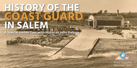 History of the Coast Guard with John Galluzzo  tickets