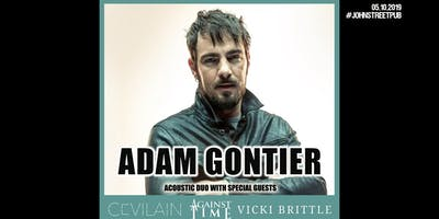 Adam Gontier - Acoustic Duo with special guests at The John St. Pub (Arnprior, ON)