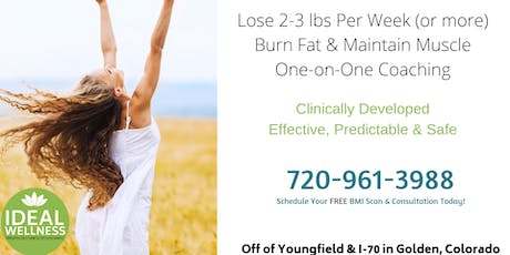 A Free Keto Weight Loss Seminar (Ideal Protein)  tickets