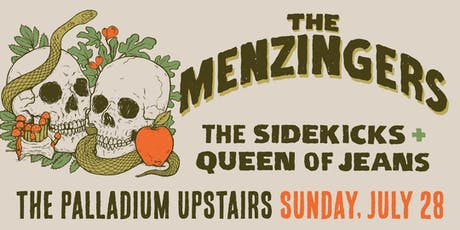 THE MENZINGERS - SUMMER 2019 tickets