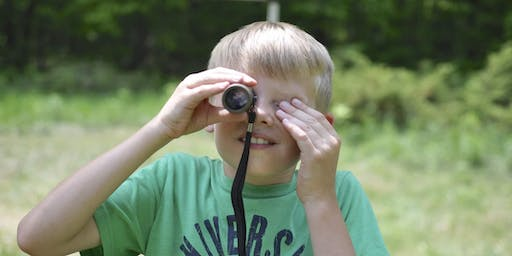 Try out Binoculars