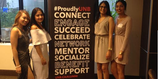 UNB-Humber Nursing Class of 2019: Champagne Toast