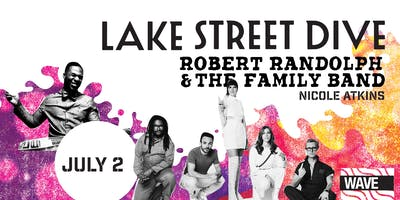 Lake Street Dive & Robert Randolph & The Family Band Live At Wave!