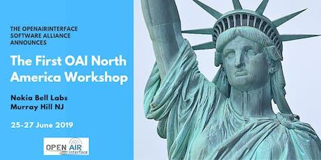 First OpenAirInterface North America Workshop tickets