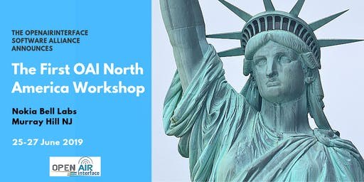 First OpenAirInterface North America Workshop