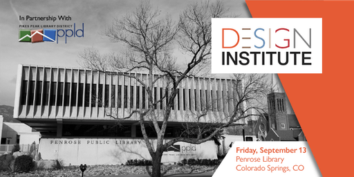 Library Journal Design Institute 2019 - Colorado Springs, CO